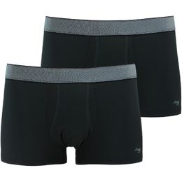 Ever Fresh Hipster 2P | 2-pack boxer briefs - Cotton and stretch polyamide