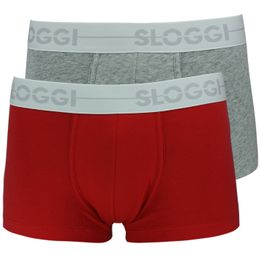 Go | 2-pack boxer briefs - Stretch cotton