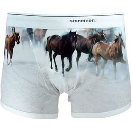Horses | Boxer briefs - Stretch cotton