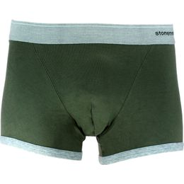 Basic Army Green | Boxer briefs - Stretch cotton