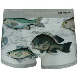 Fish | Boxer briefs - Stretch cotton