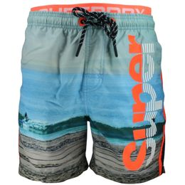 Photographic Volley | Swim shorts - Polyester