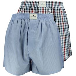 Westside C | 2-pack boxer shorts - 100% cotton