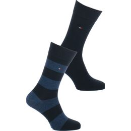 Business | Lote de 2 pares de calcetines clásicos - Algodón y poliamida stretch