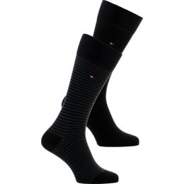 342029001 | 2-pack socks - Cotton and stretch polyamide