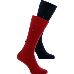 371111 | 2-pack socks - Cotton and stretch polyamide