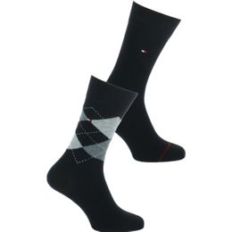 Business | 2-pack socks - Cotton and stretch polyamide