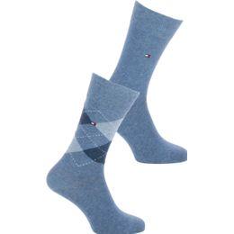Basics | 2-pack socks - Cotton and stretch polyamide