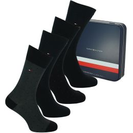 Gift Box | 4-pack socks - Cotton and stretch polyamide