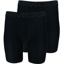 Tech 9in | 2-pack boxer briefs - Stretch polyester