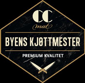 ccmat - byens kjøttmester logo