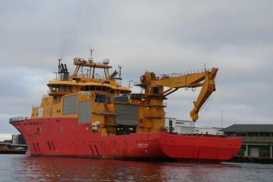Leddheiseport til bruk offshore