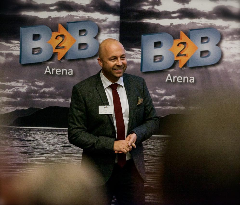 B2B Arena - Frank Victor Valderhaugstrand