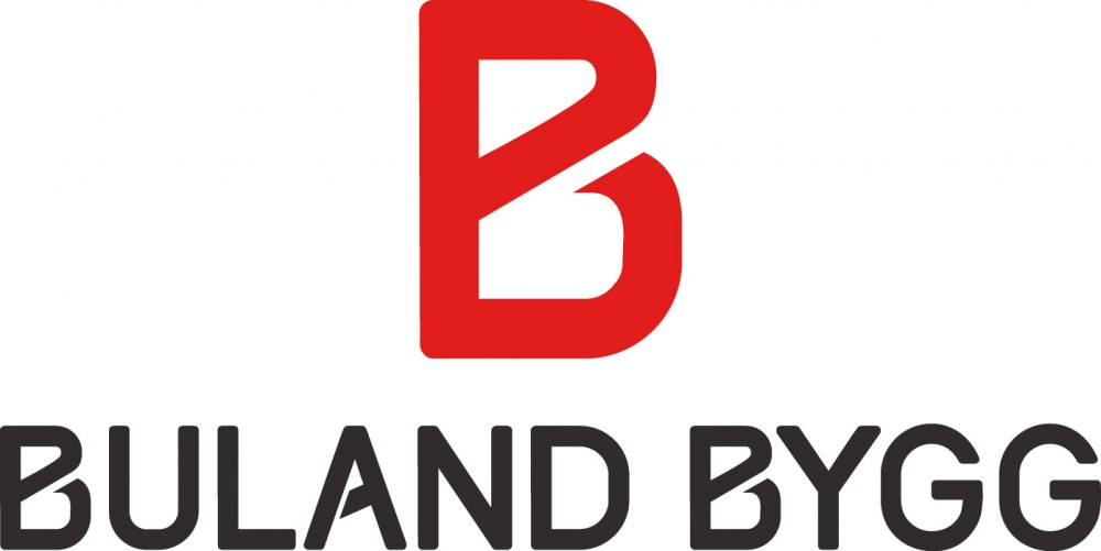 Buland bygg logo