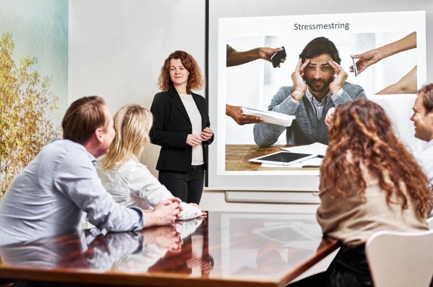 Mindfulness på arbeidsplassen