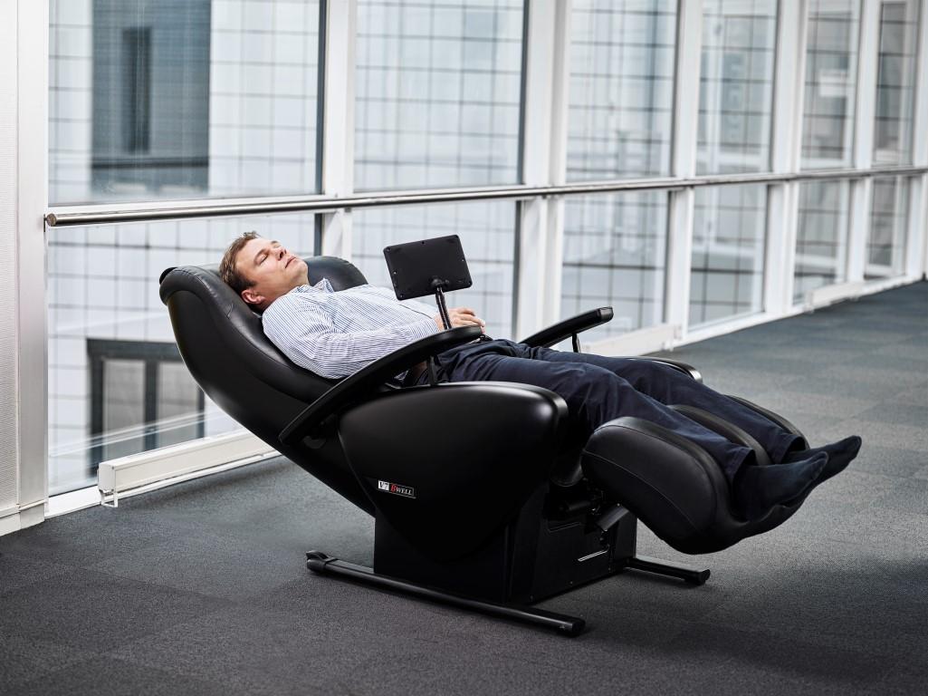 PowerNap - hvile på jobb