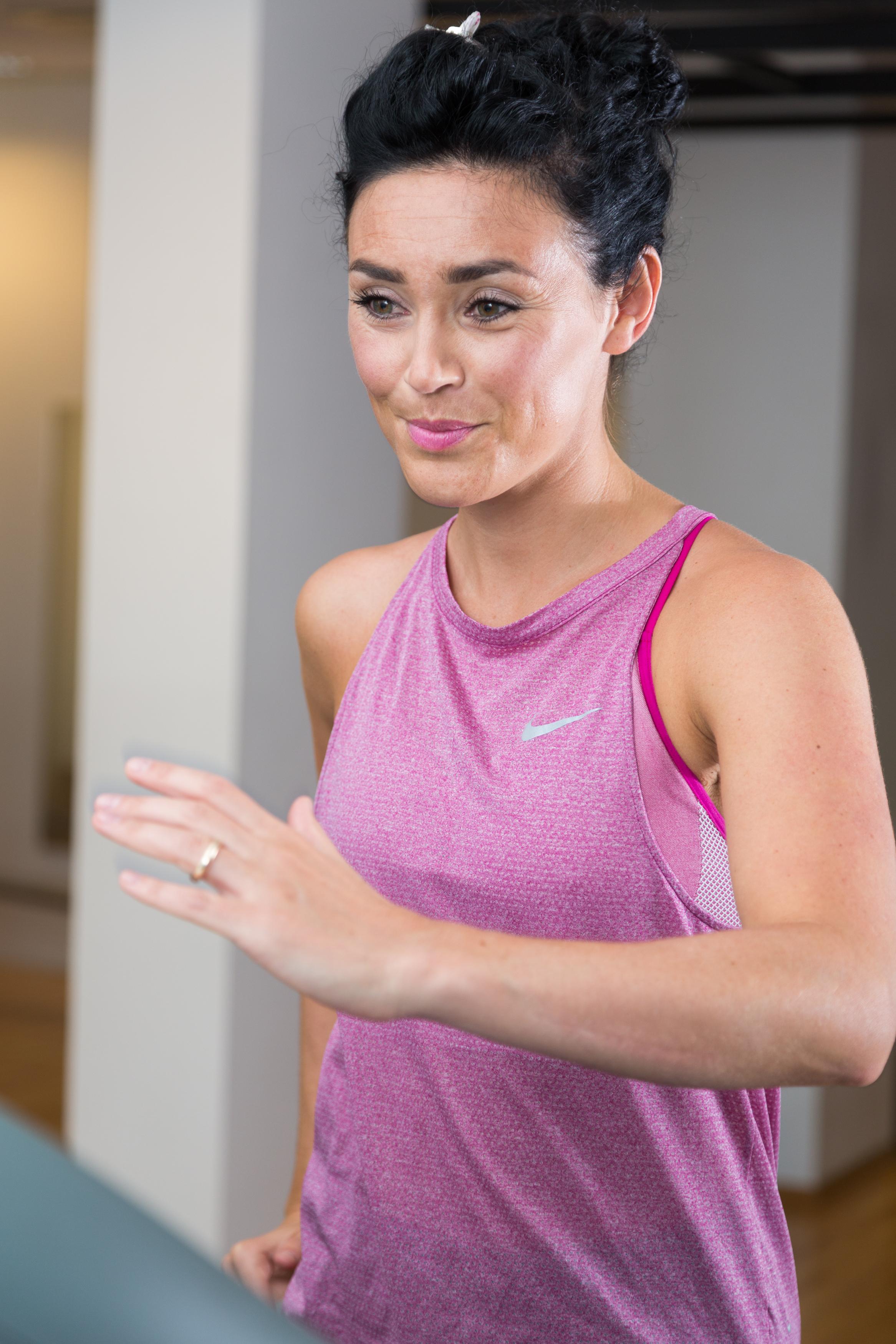 Fem viktige styrkeøvelser for kvinnelige løpere