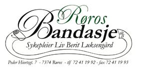 Røros Bandasje - Logo