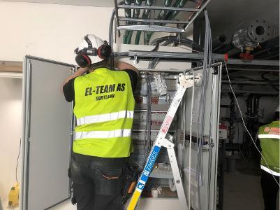 Vår avdeling i Lofoten er i vekst og søker nå etter elektrikere