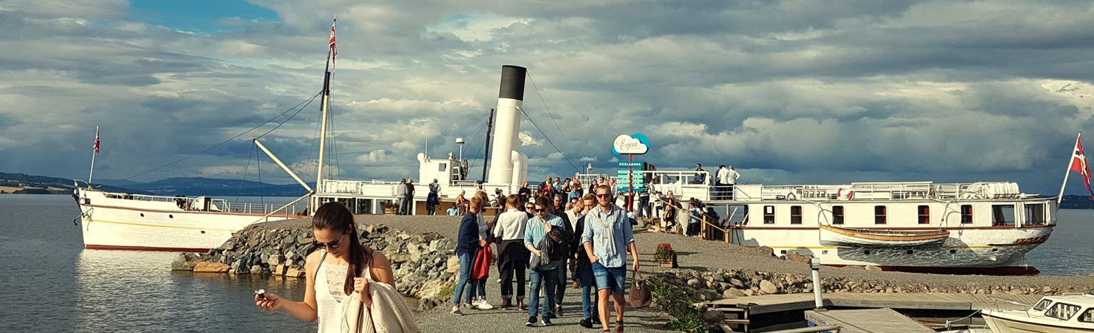 Opplevelser ved Mjøsa | Evjua Strandpark ved Mjøsa