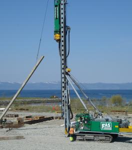 betongpeling