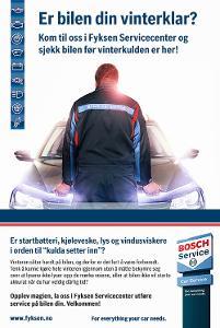 Er bilen din vinterklar?