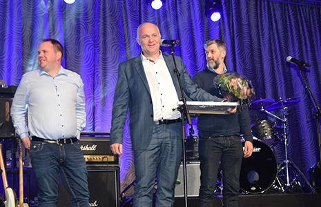Årssamling 2017: Rekordstor deltakelse og pris til Idéhus Ålesund