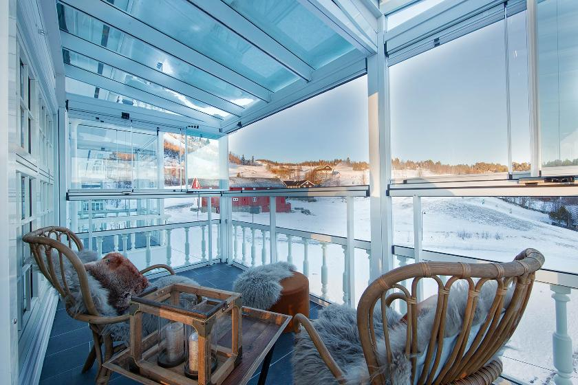 Idéhus - Dr. Holms Hotel Berland