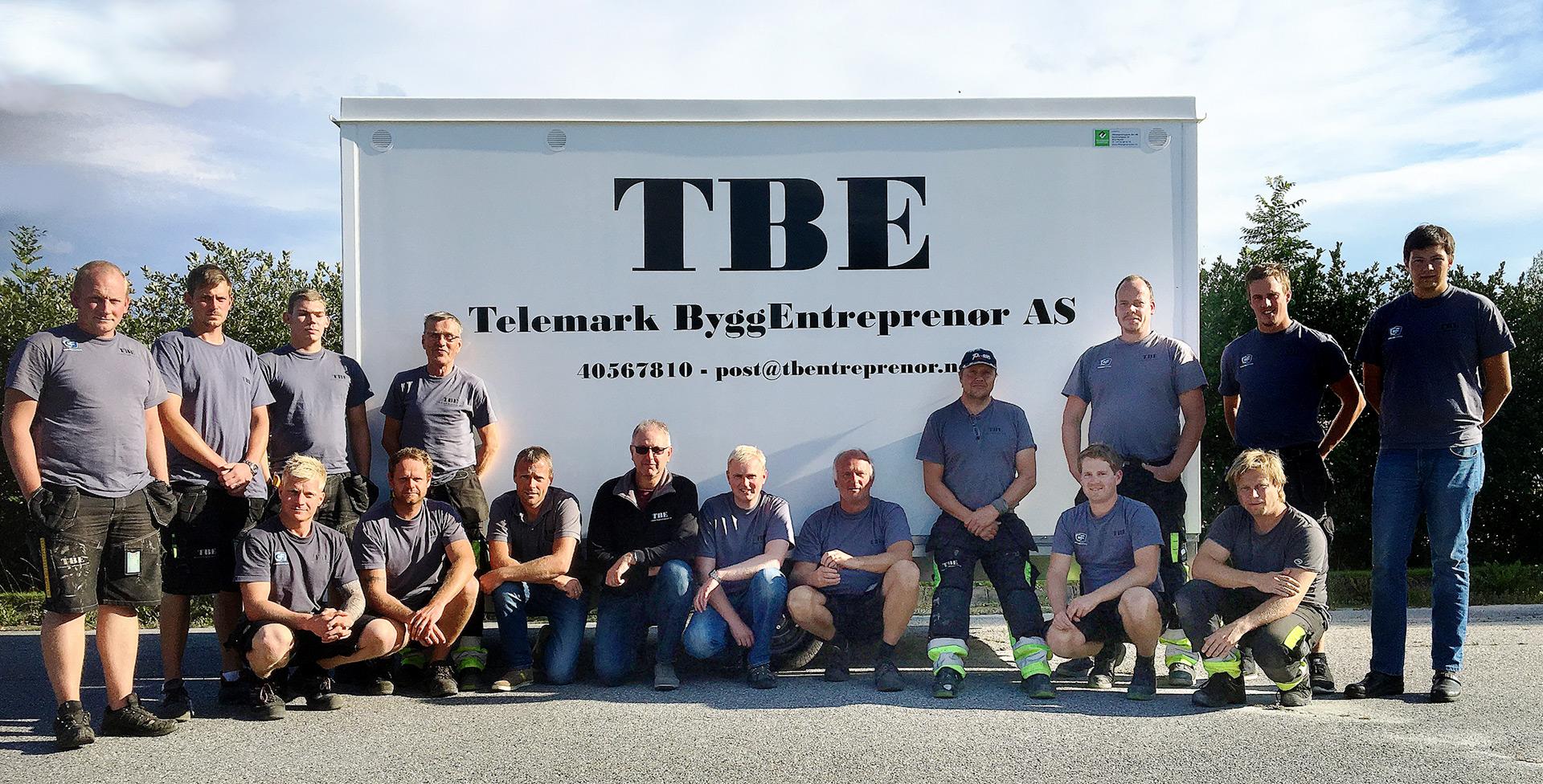 Telemark ByggEntreprenør Idehus forhandler TBE