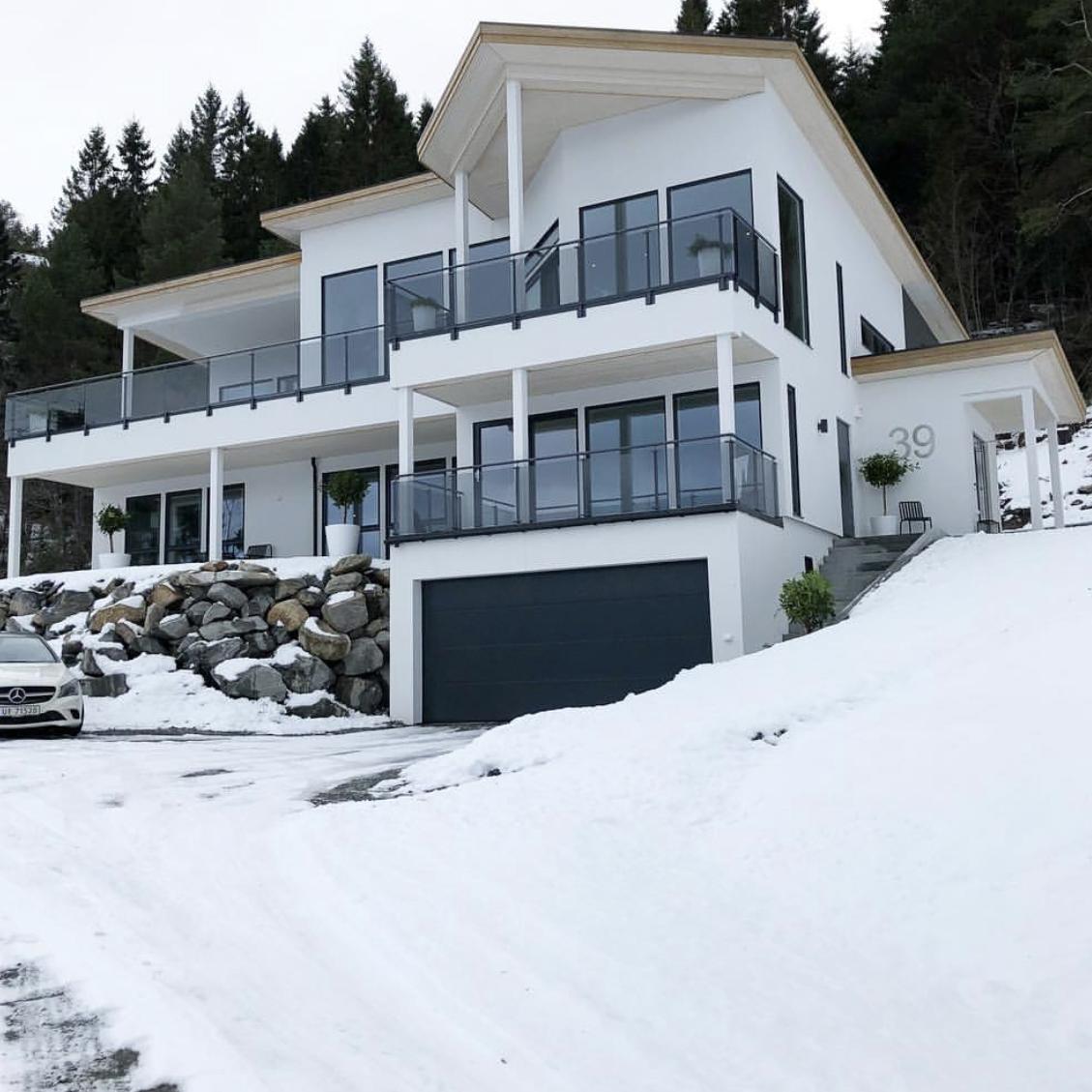 Valø huset
