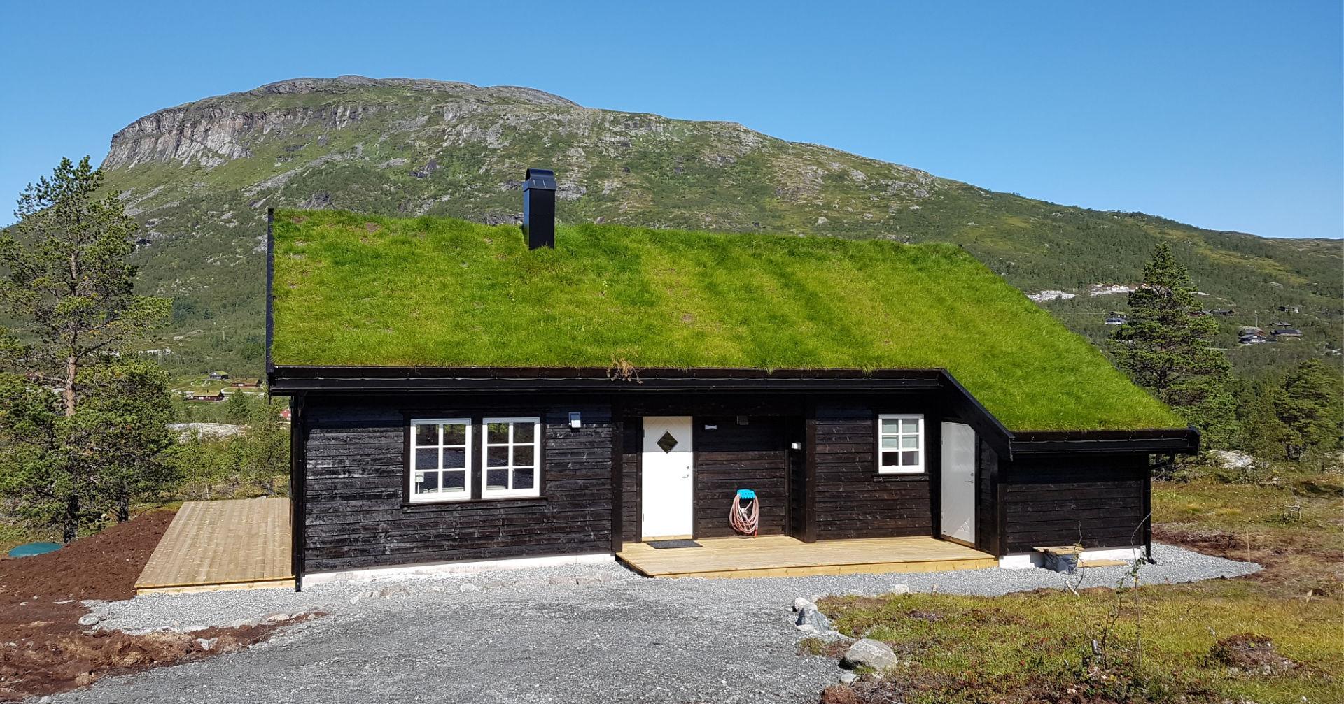 Et nytt hyttefelt er i ferd med å ta form i Sysendalen ved Hardangervidda. Idéhus-forhandler BH Bolig står bak utbyggingen av totalt 14 hytter.