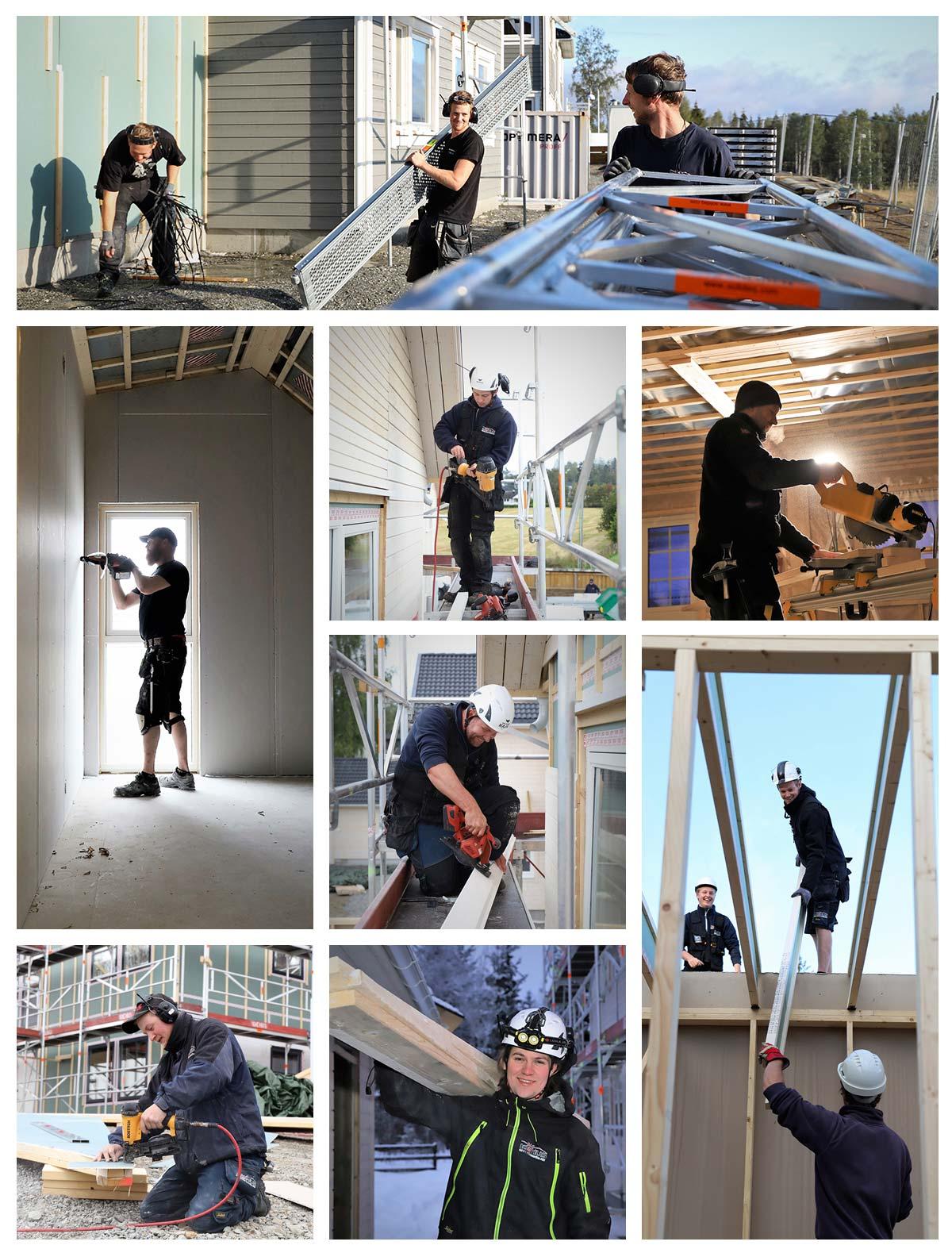 Bilder av ansatte