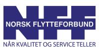 norsk flytteforbund logo
