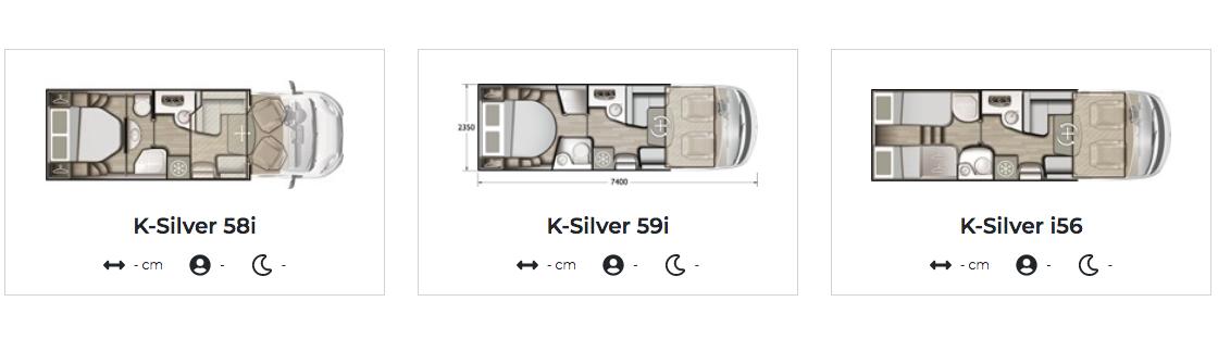 Mobilvetta K Silver I