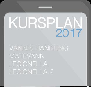 Kursplan for 2017