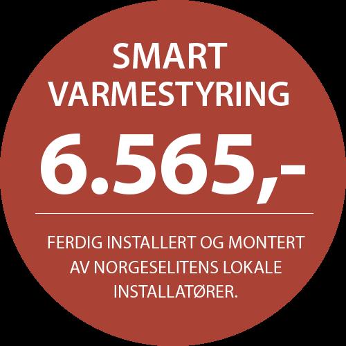 Smart varmestyring utvidelsespakke