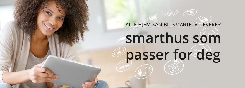 Kampanje: Smarthus som passer for deg bilde
