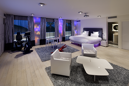LED-løsninger for hotell