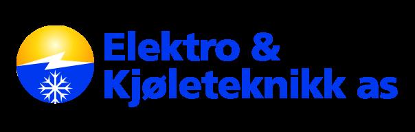 Elektro & Kjøleteknikk AS Logo