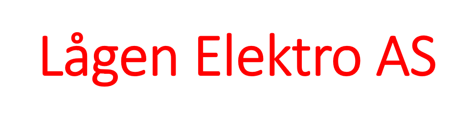 Lågen Elektro AS Logo