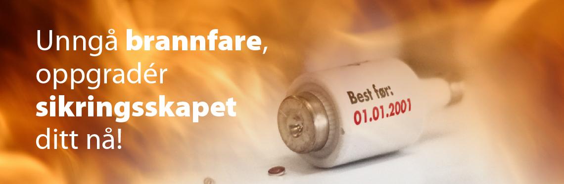 Sikringsskap og brannsikkerhet