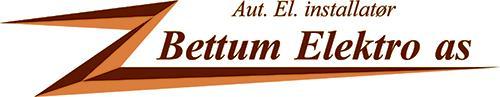 Bettum Elektro as Logo