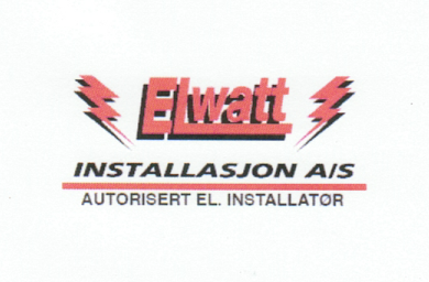 Elwatt Installasjon AS Logo