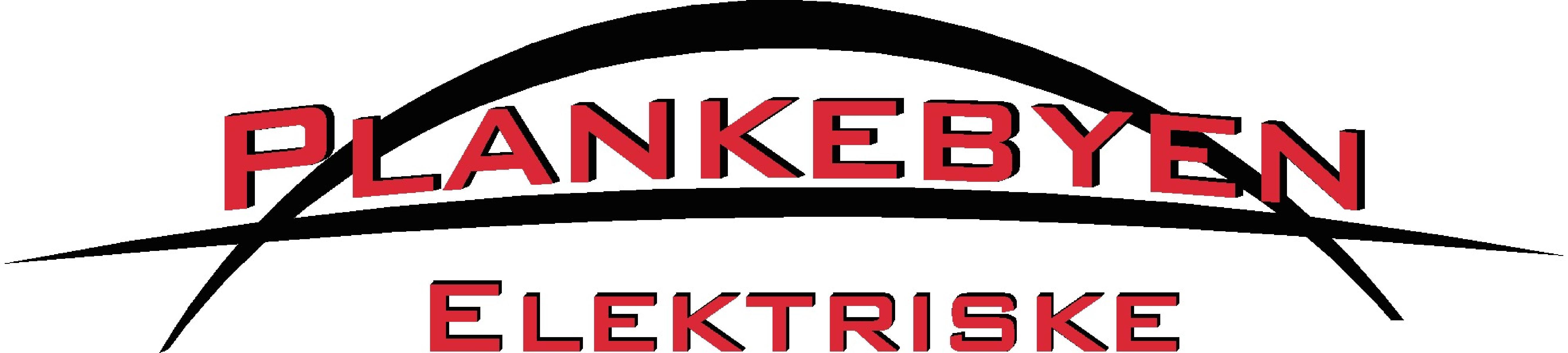 Plankebyen Elektriske Logo