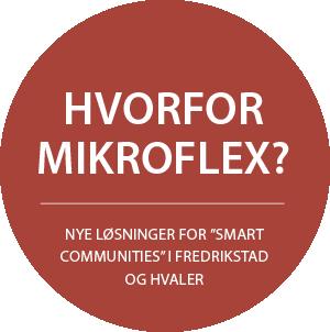 Hvorfor Mikroflex?
