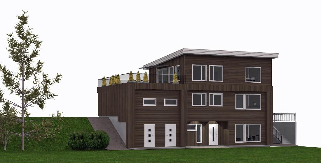 Enebolig bygges for salg i Sør-Trøndelag