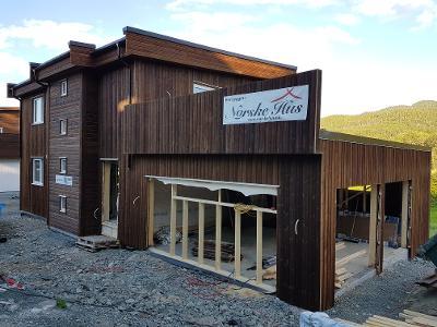 Bolig til salg på Flakk nær Trondheim i Sør Trøndelag. Kjøp hus bolig salg kvalitet utsikt hav sjø