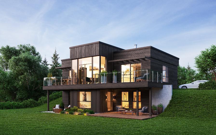 Vil du være med å bygge Norske Hus ?