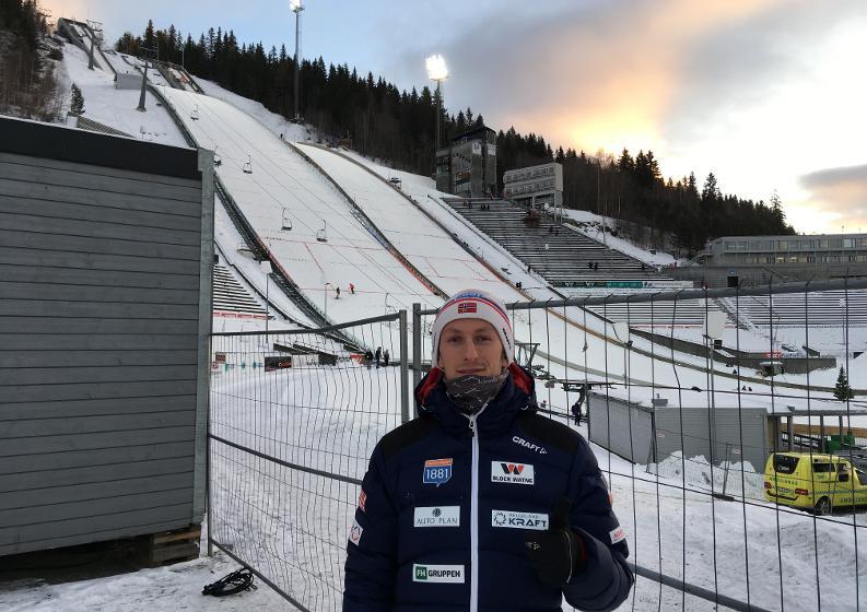 World Cup på Lillehammer