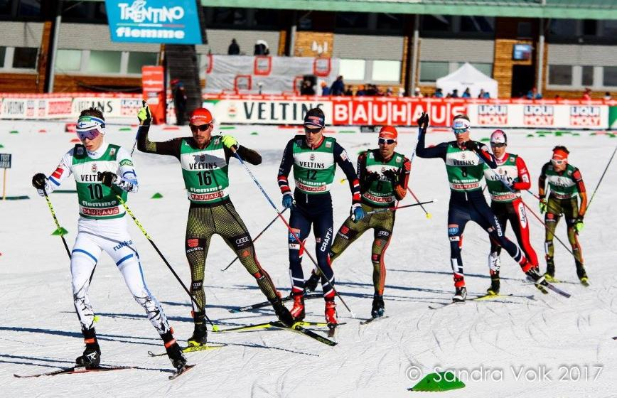 World-Cup i Val di Fiemme